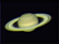 Saturn through Barlow