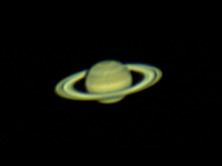 Bands of Saturn