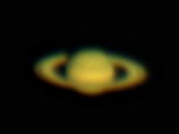 Saturn First Light