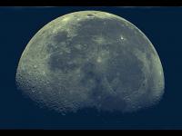 Daylight Moon (Galileoscope)