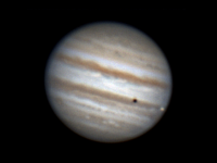 Io transit 3 weeks after opposition