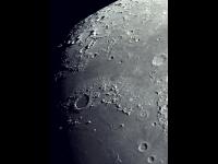 Plato and Montes Alpes