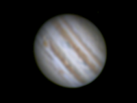 Jupiter with GRS